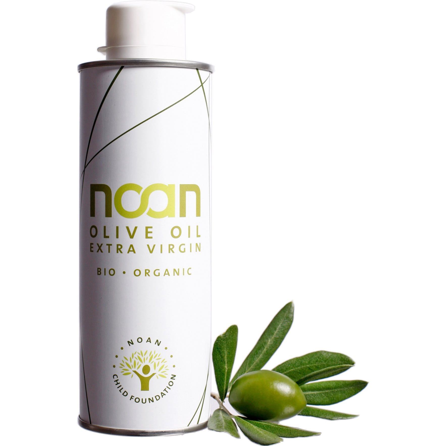 NOAN Classic, græsk, middel, 250 ml - ØkoTaste - Økologiske specialiteter