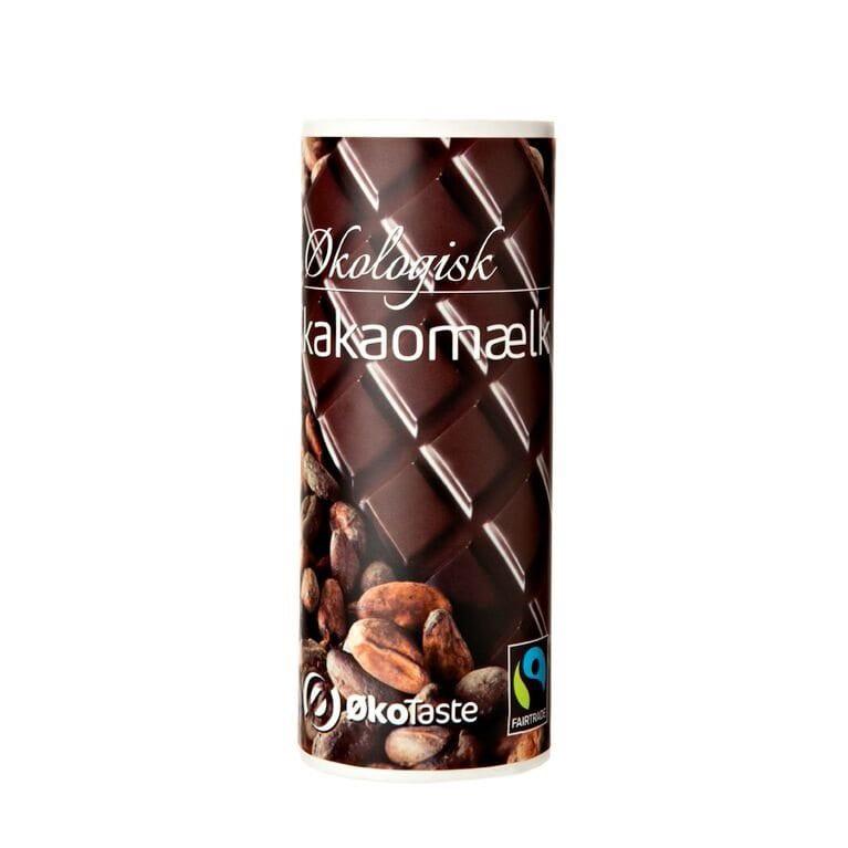 Økologisk Kakaomælk - Økotaste - FAIRTRADE