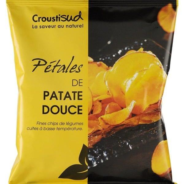 Sød kartoffelchips, 70g - Økotaste - Økologiske specialiteter