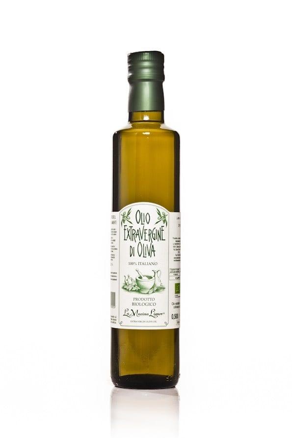 Ekstra jomfru olivenolie, 100% italiensk, 500ml - Økotaste - Økologiske specialiteter