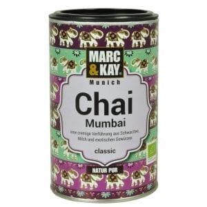 Marc & Kay - Chai Mumbai - ØkoTaste - Økologiske specialiteter