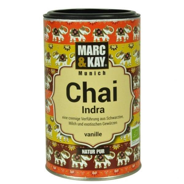 Marc & Kay - Chai Indra - ØkoTaste - Økologiske specialiteter