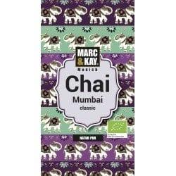 Chai Latte Mumbai, classic 25g portionsbrev - Økotaste - Økologiske specialiteter