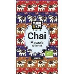 Chai Latte Masaala, ingefær/chili 25g portionsbrev - Økotaste - Økologiske specialiteter