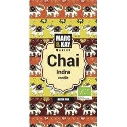 Chai Latte Indra, vanilje 25g portionsbrev - Økotaste - Økologiske specialiteter