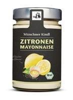 Mayonnaise m/citron, 280ml - Økotaste - Økologiske specialiteter