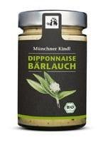 Mayonnaise m/ramsløg, 280ml - Økotaste - Økologiske specialiteter