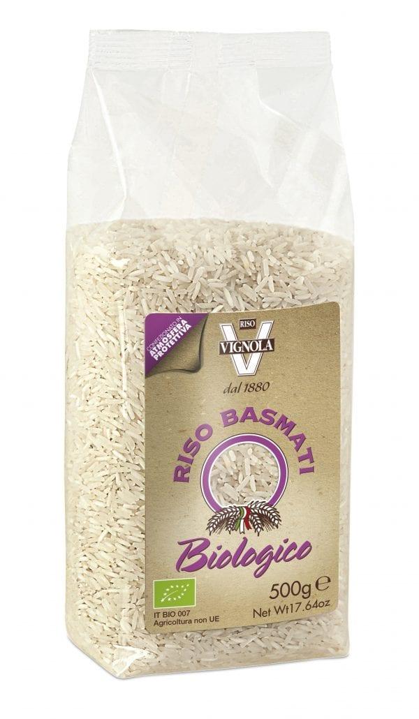 Basmati hvide ris 500g - Økotaste - Økologiske specialiteter