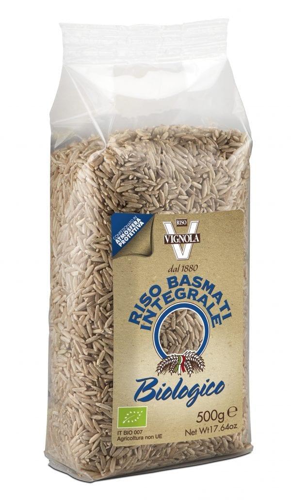 Basmati brune ris 500g - Økotaste - Økologiske specialiteter