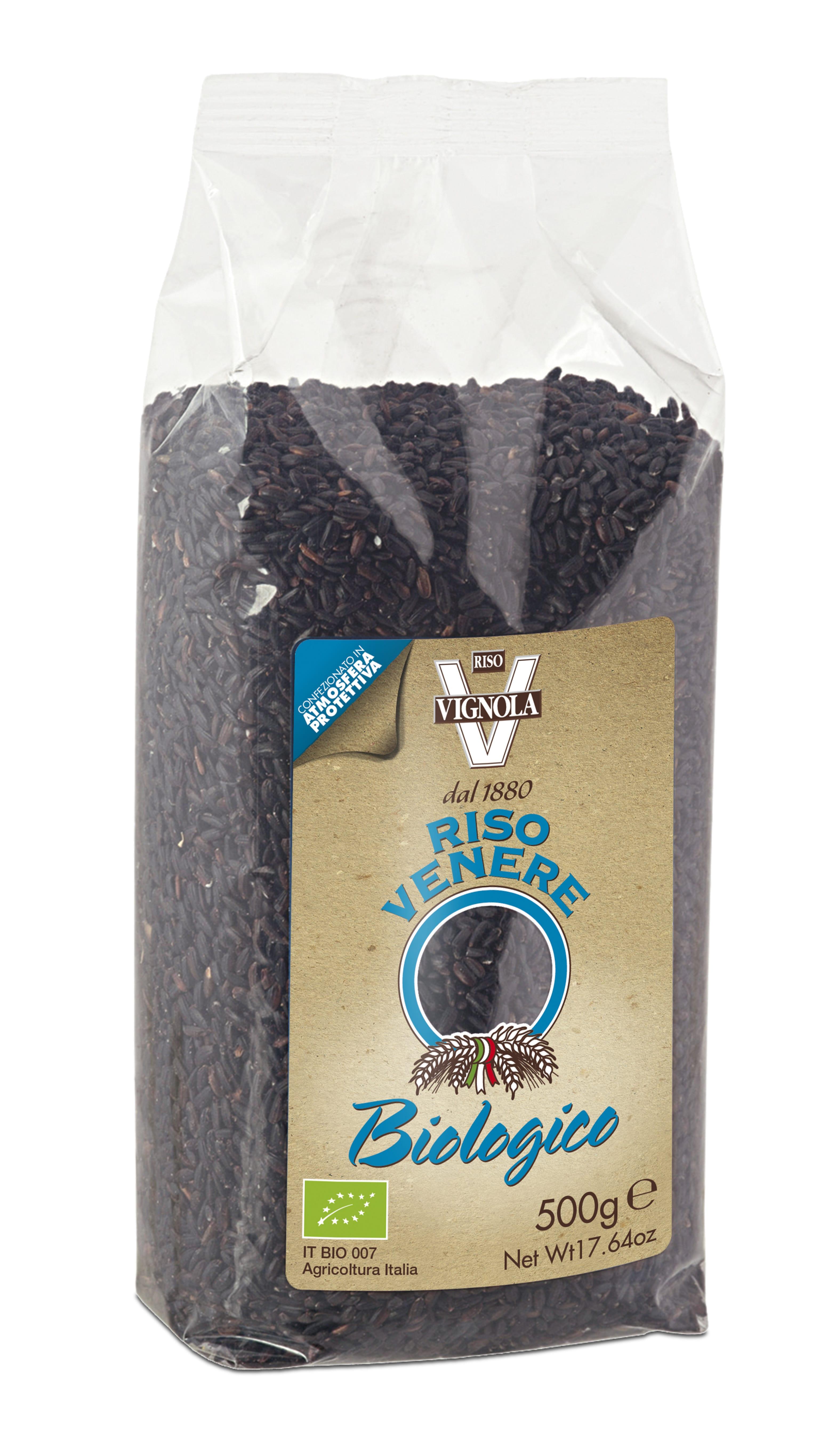 Sorte ris 500g - Økotaste - Økologiske specialiteter