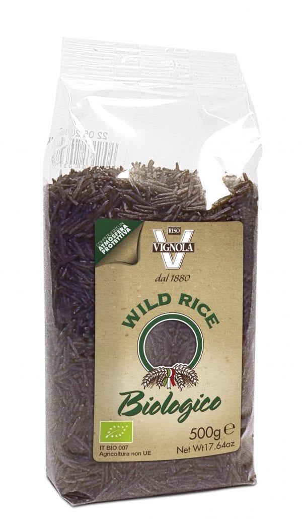 Vilde ris 500g - Økotaste - Økologiske specialiteter