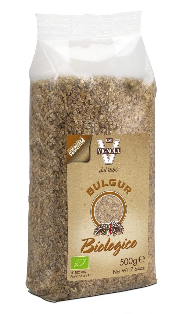 Bulgur 500g - Økotaste - Økologiske specialiteter
