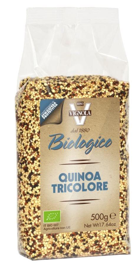 Quinoa blandede farver - Økotaste - Økologiske specialiteter