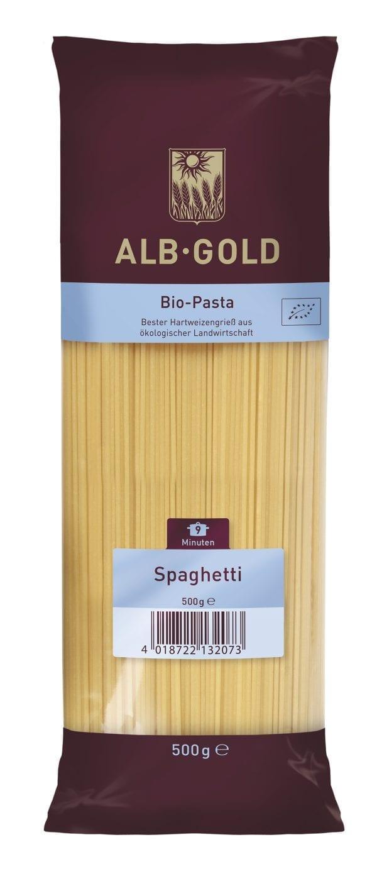 ALB-GOLD Spaghetti - ØkoTaste