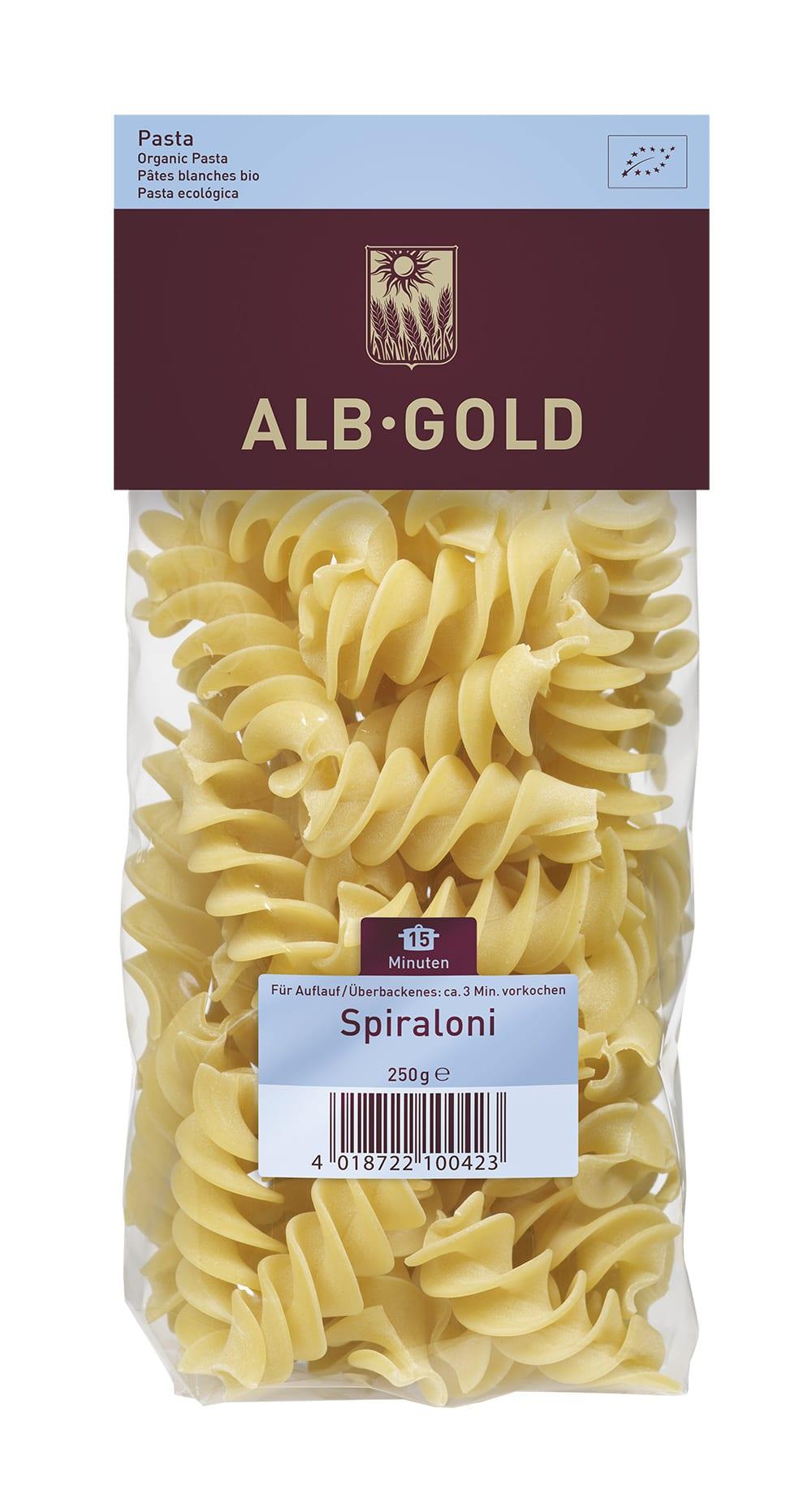 ALb-Gold Spiraloni - Økotaste