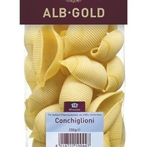 Alb-Gold Conchiglioni - ØkoTaste - økologiske Specialiteter