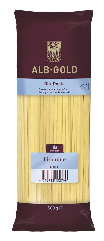 Alb-Gold Linguine - ØkoTaste - økologiske Specialiteter
