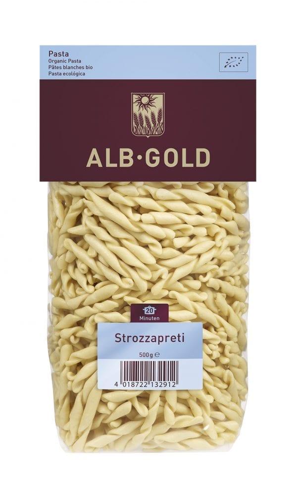 Alb-Gold Strozzapreti - Økotaste