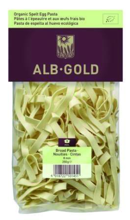 Alb-Gold båndpasta - ØkoTaste - økologiske Specialiteter