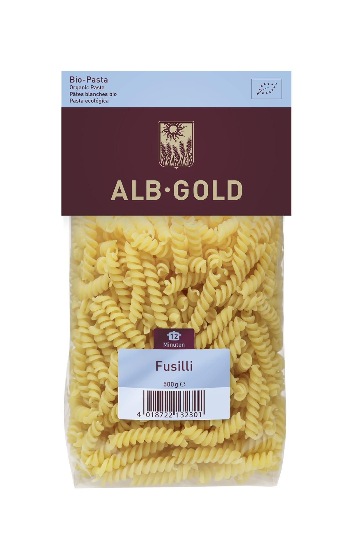 Alb-Gold fusill - ØkoTaste - Økologiske specialiteter