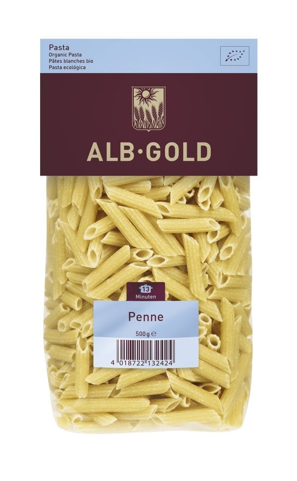 Alb-Gold penne durum - ØkoTaste