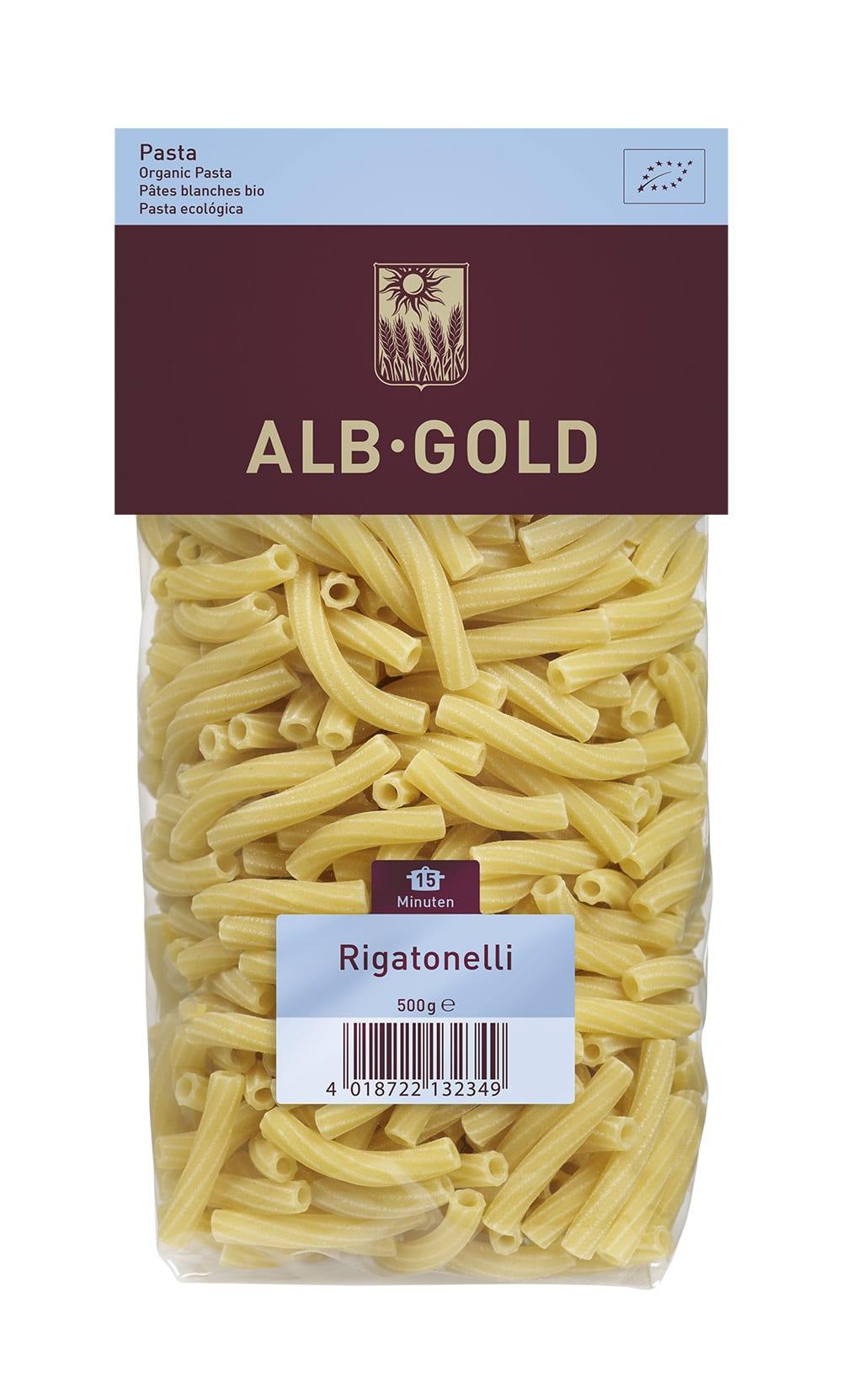 Alb-Gold rigatonelli - ØkoTaste