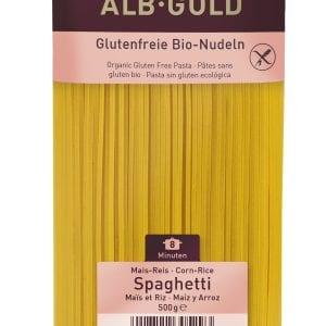Alb-Gold spaghetti Majs-ris - ØkoTaste