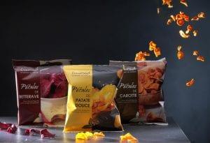 Chips, alle poser - ØkoTaste - Økologiske specialiteter
