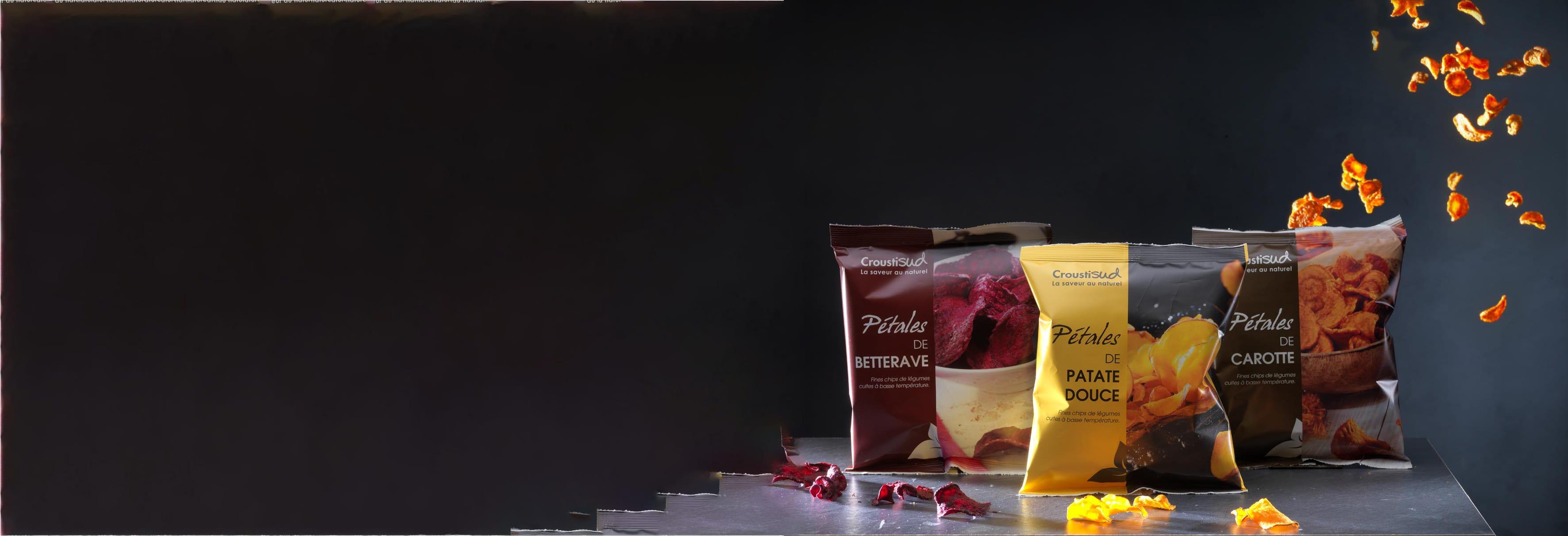 Chips, alle poserne - ØkoTaste - Økologiske specialiteter