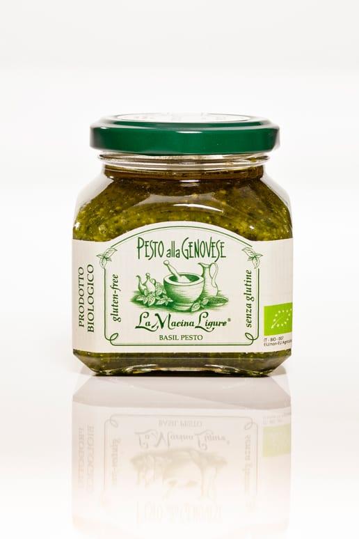 La Macina Ligure Pesto alla Genovese - ØkoTaste - Økologiske specialiteter