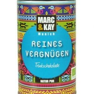 Marc&Kay kakaodrik Classic - ØkoTaste - Økologiske specialiteter