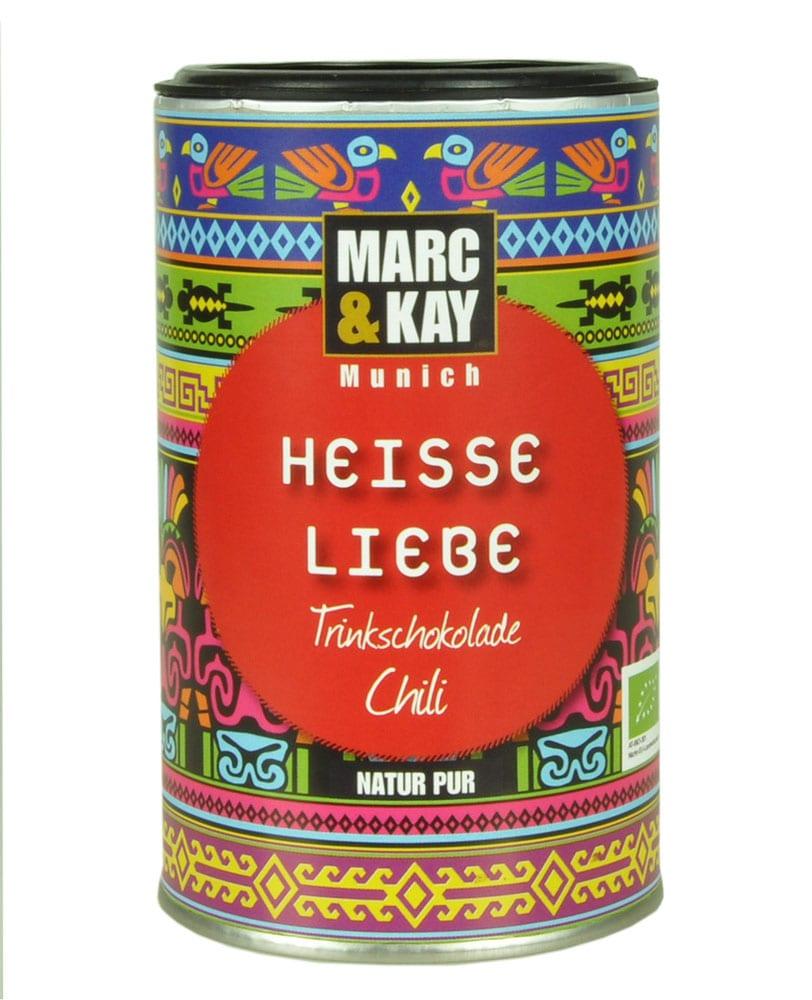 Marc&Kay kakaodrik chili - ØkoTaste - Økologiske specialiteter