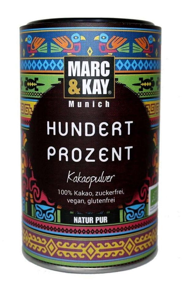 Marc&Kay kakaopulver - ØkoTaste - Økologiske specialiteter