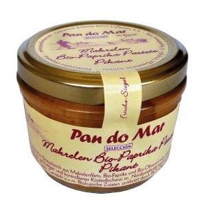 Pan do Mar makrelpate - ØkoTaste - Økologiske specialiteter