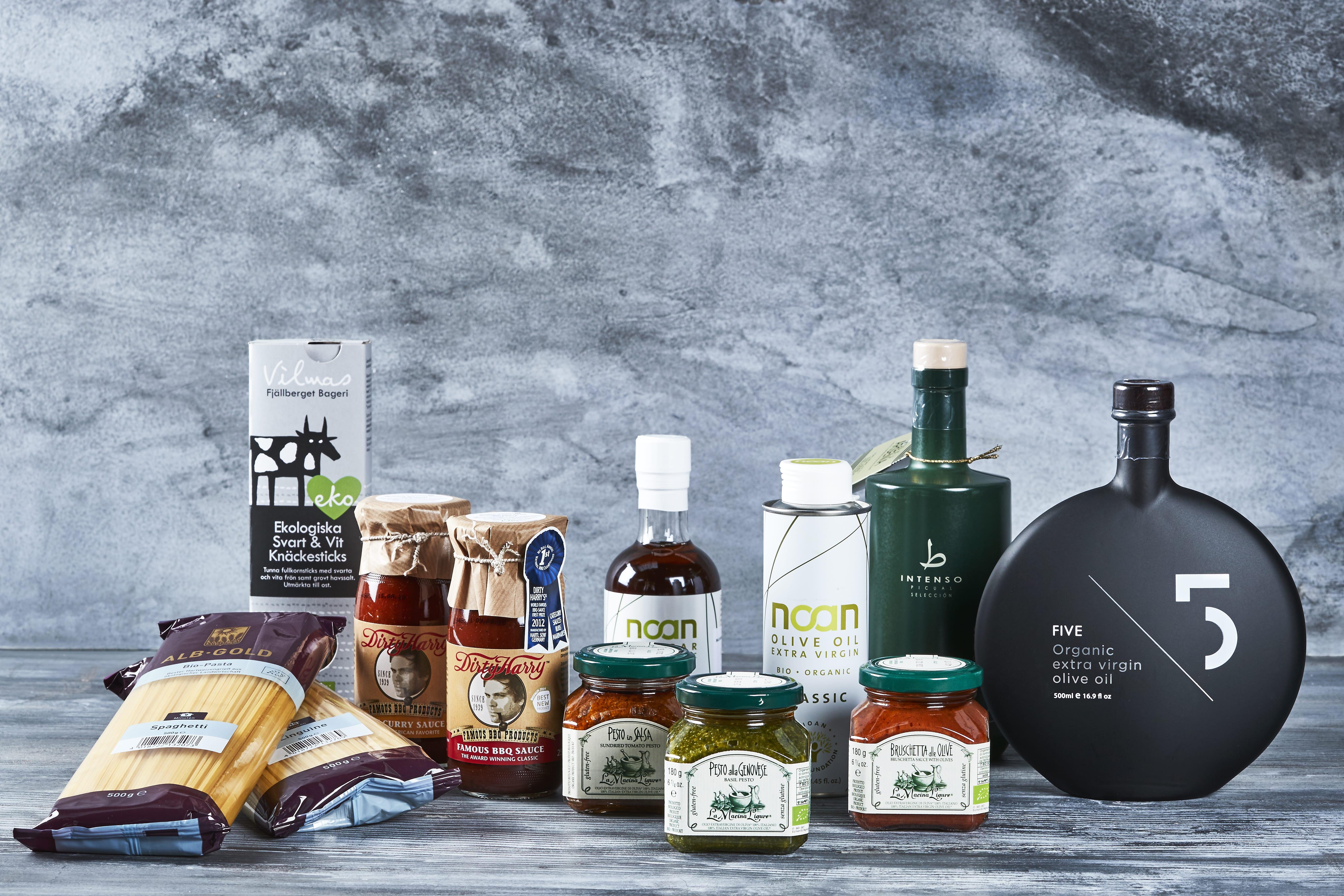 Wine family - ØkoTaste - Økologiske specialiteter