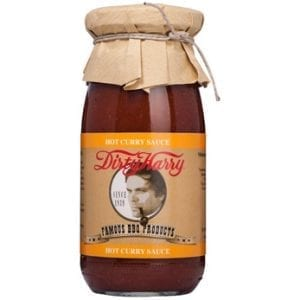 Dirty harry hot curry sauce - ØkoTaste - Økologiske specialiteter