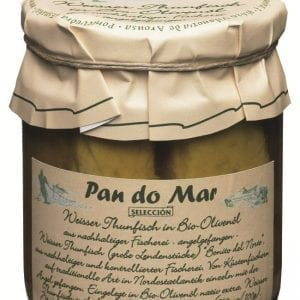 Pan do mar Tun i olie - Økotaste - Økologiske specialiteter