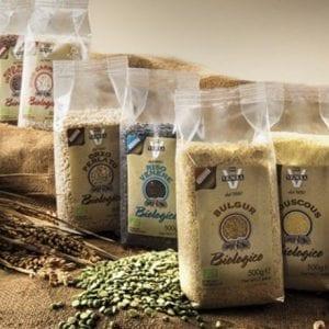 korn og ris - Økotaste - Økologiske specialiteter