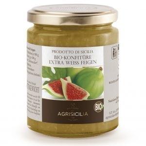 Økologisk marmelade og syltetøj fra Sicilien - Økologisk figensyltetøj (90% bær) - Økotaste